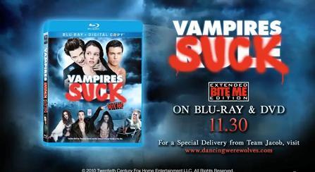 Vampires Suck - Twilight Fans Italia