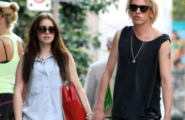 Are jamie and lily still dating